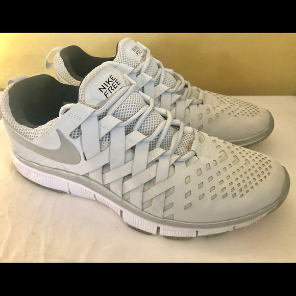 best service e883c 80217 Nike Free Trainer 5.0 V4 579809-001 Sneakers SZ 12
